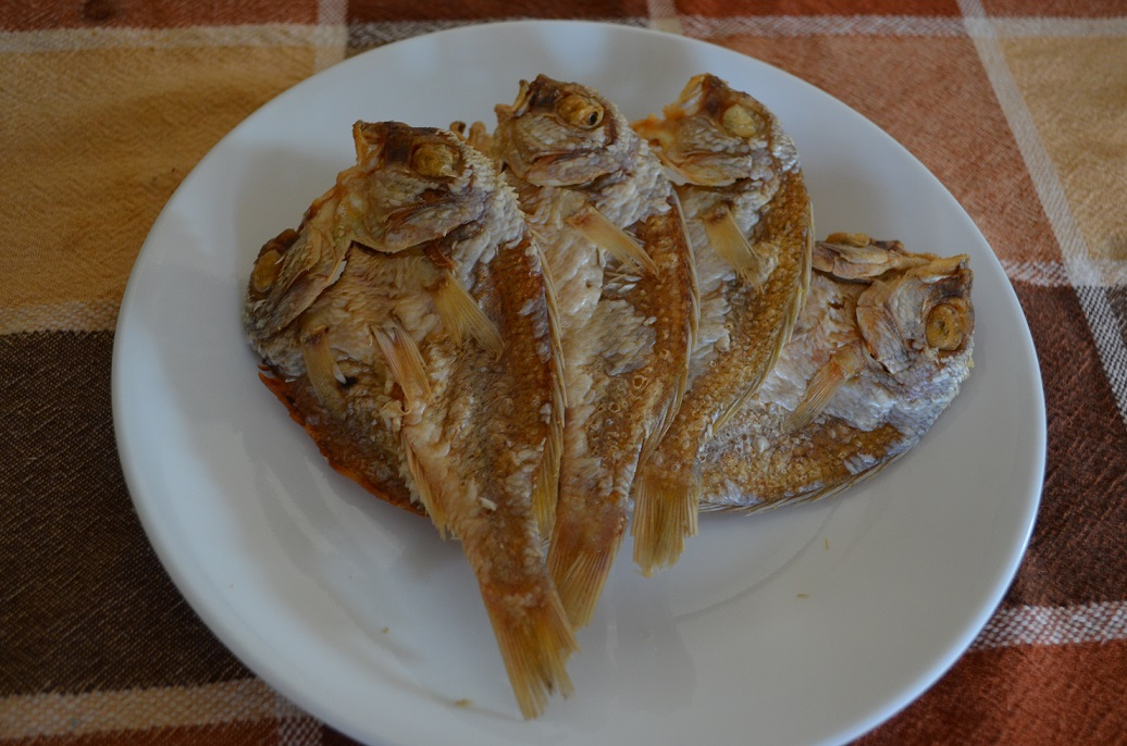 How to Fry Bulad Besugo Pinikas Dried Fish for Crunchier Taste