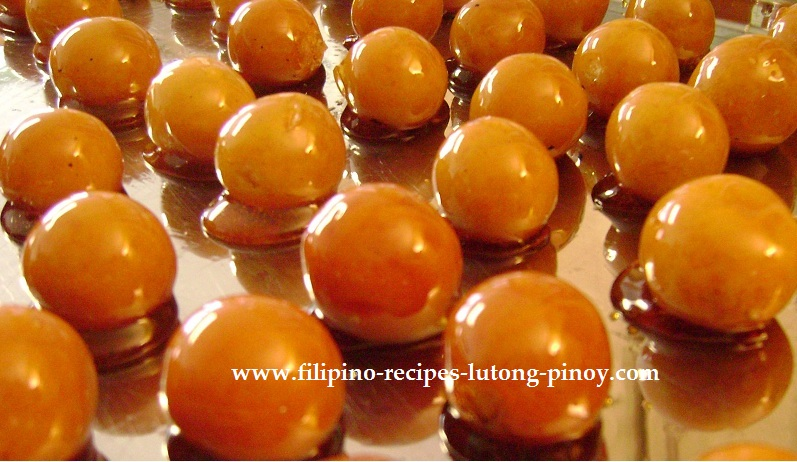 Filipino Recipe Yema http://www.filipino-recipes-lutong-pinoy.com/yema-recipe.html