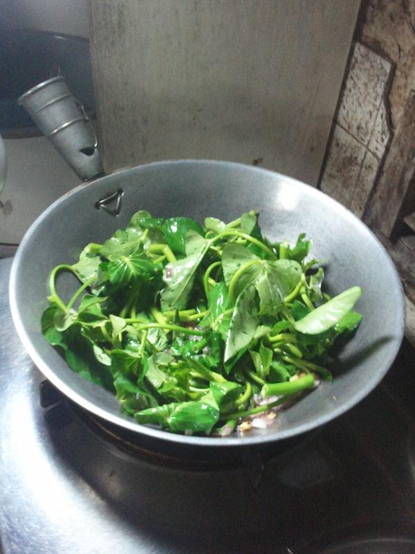 Adobong Kangkong Filipino Recipe