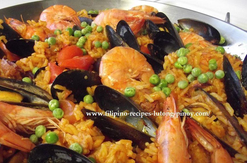Valencian Food Recipes