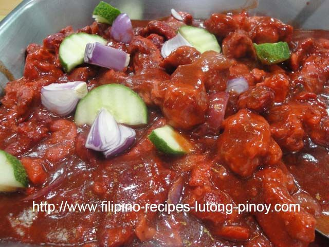 Sweet and sour pork if you like the recipe you just found please share it forumfinder Images