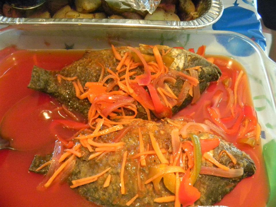 Escabeche fish filipino recipe for Filipino fish recipes