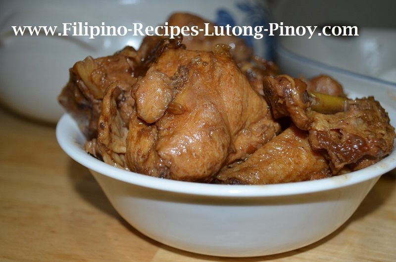 Adobo chicken filipino recipe spicy chicken adobo watch our cooking video on youtube forumfinder Gallery