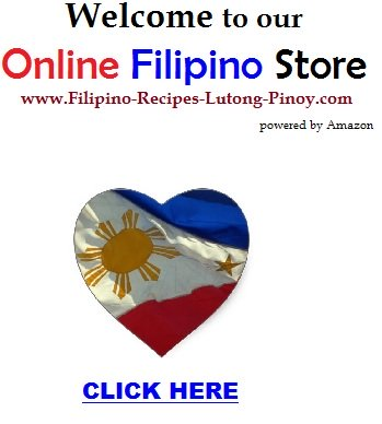 Our Online Filipino Store